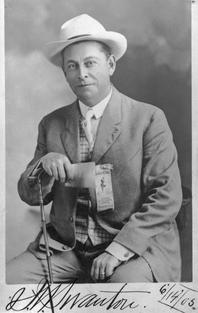 Fred Swanton