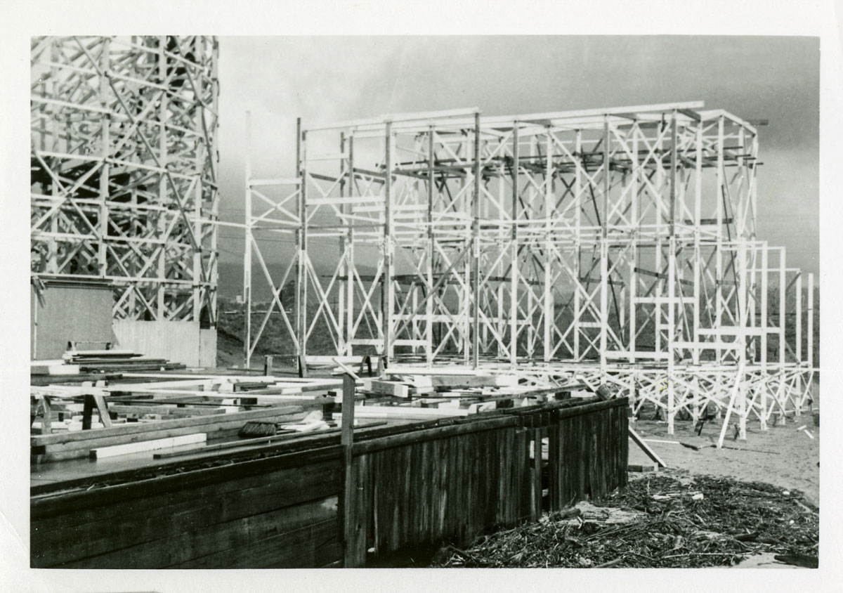 Wild Mouse construction