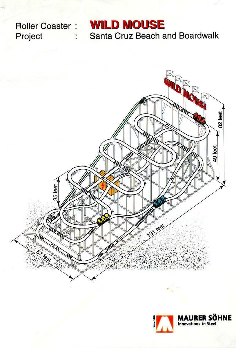 New Wild Mouse